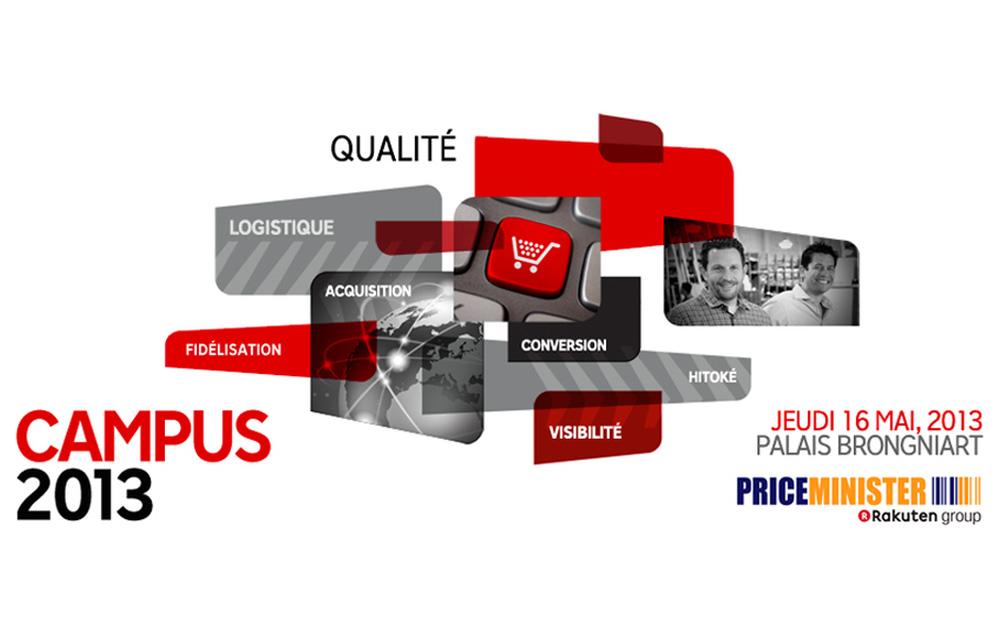 Price Minister organise son congrès annuel avec le logiciel de billetterie Weezevent !