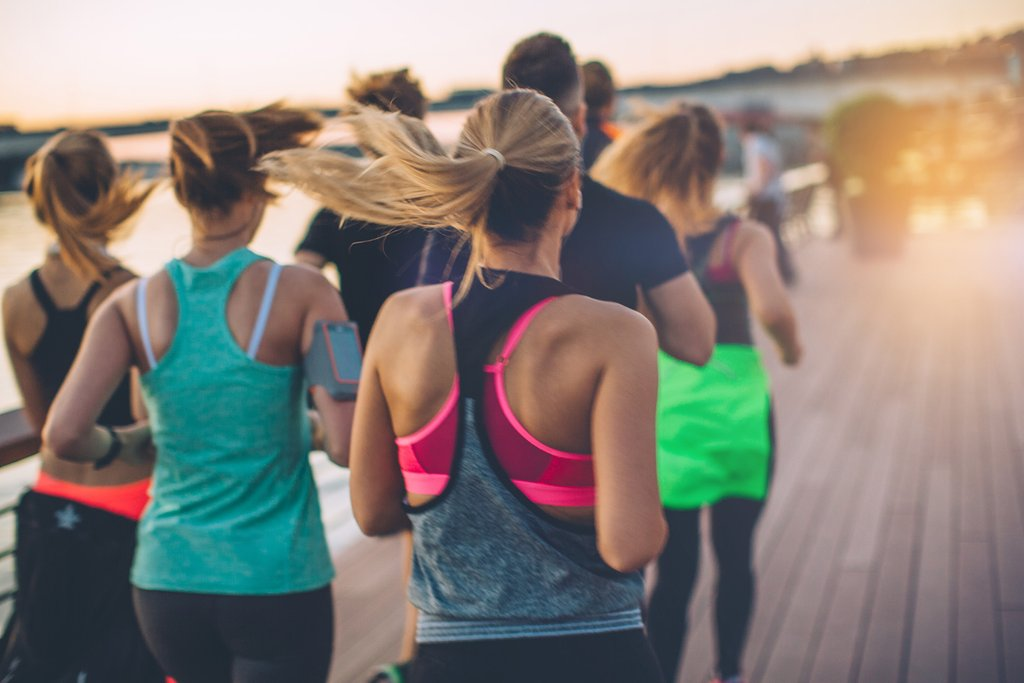 Good practices to plan a running race