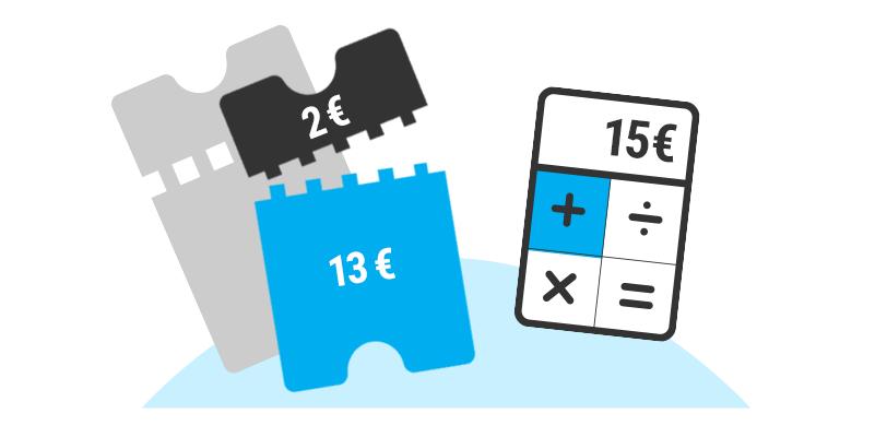Gérez les frais sur vos tarifs et simplifiez vos déclarations!