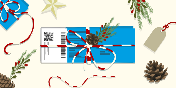 Las fiestas de fin de año ya están a la vuelta de la esquina… ¡es hora de tener un detalle con tus asistentes Weezevent!