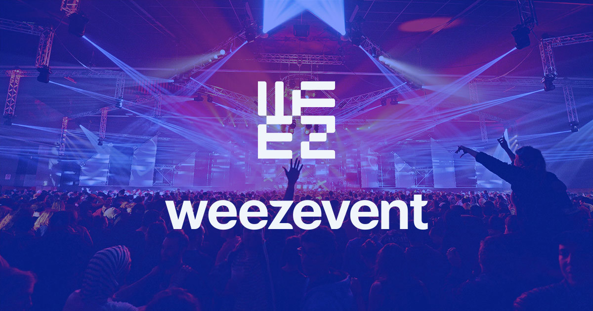 Billetterie de stage avec Weezevent
