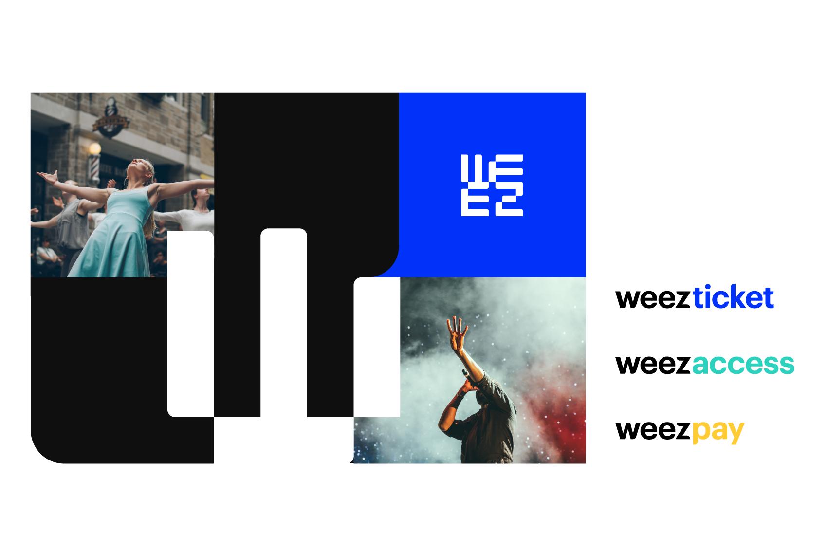 Nouveau logo, nouveau look, nouveau site web pour Weezevent !
