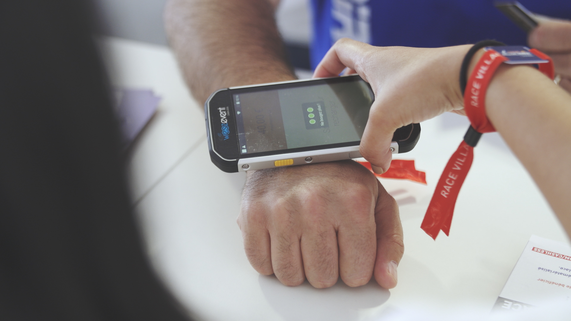 Cashless – much more than apayment solution