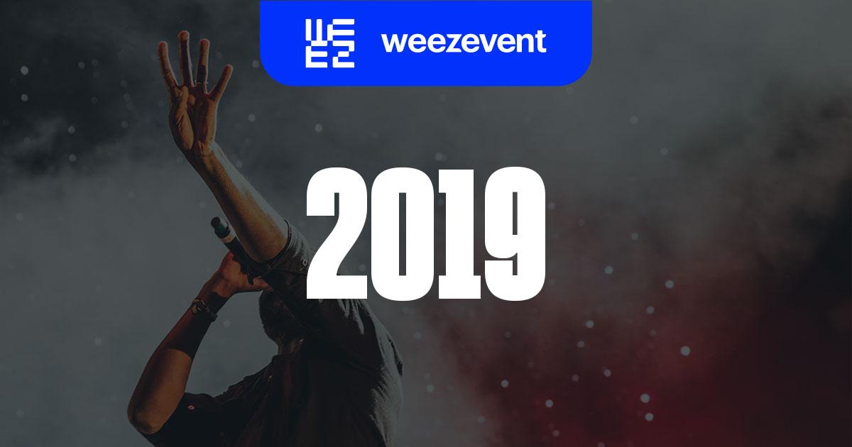 Excellente année 2019 !