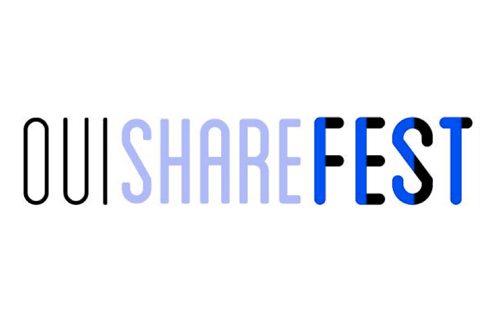OuiShare gère les inscriptions en ligne avec Weezevent pour son premier festival!