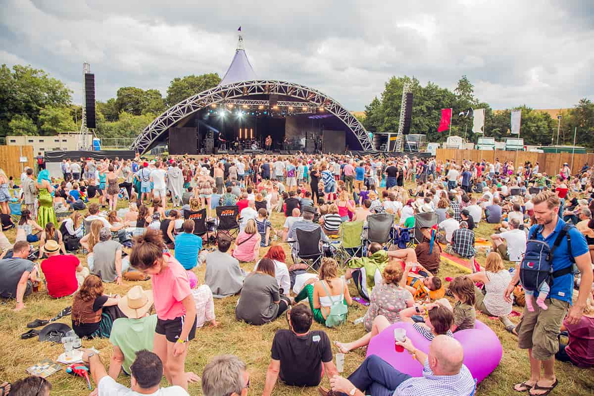 Standon Calling, el primer festival británico que se lanzó al cashless, escoge ahora a Weezevent como proveedor