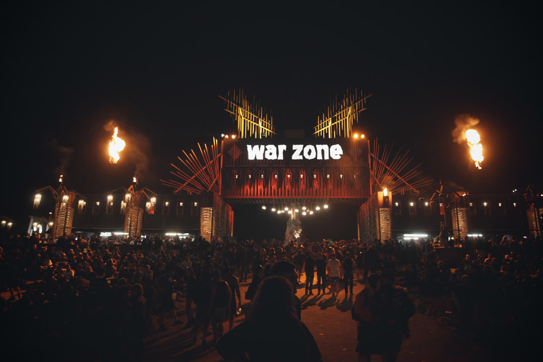 Hellfest 2018 - War Zone