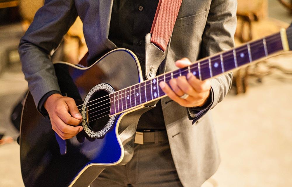 Trouver un groupe de musique pour un événement professionnel