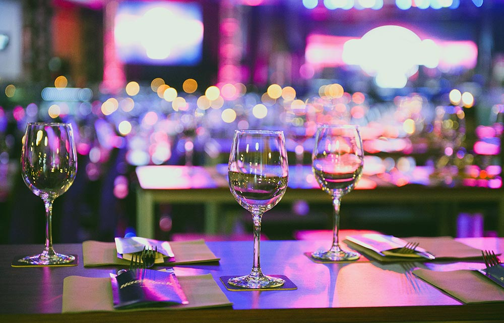 Plan a charity evening in 8 steps