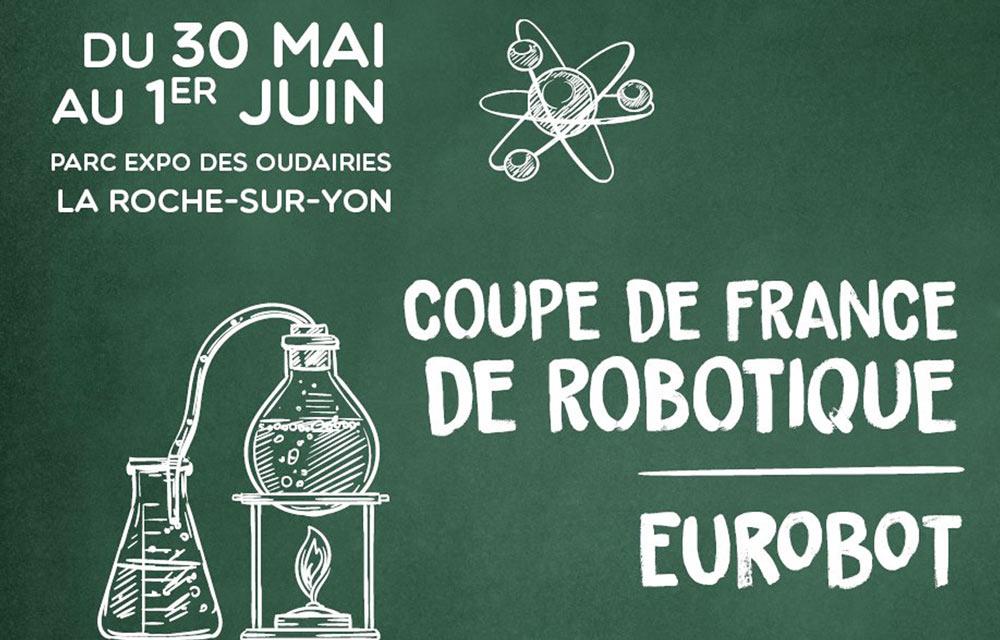 Weezevent partenaire de la Coupe de France de Robotique