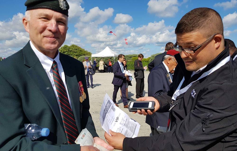 Contrôle d'accès et manifestations nationales : les 4 chiffres à retenir des célébrations du Débarquement de Normandie