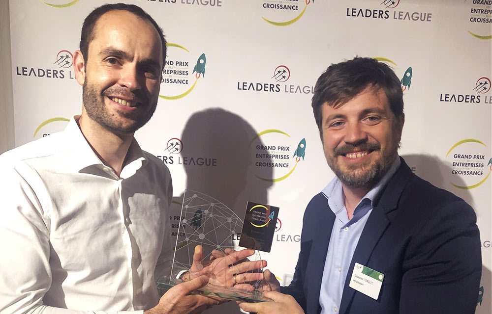 Weezevent remporte le Grand Prix des Entreprises de Croissance 2019