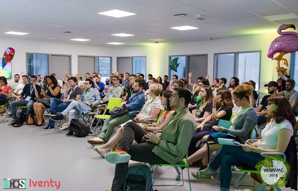 How to organise webmarketing conferences ?