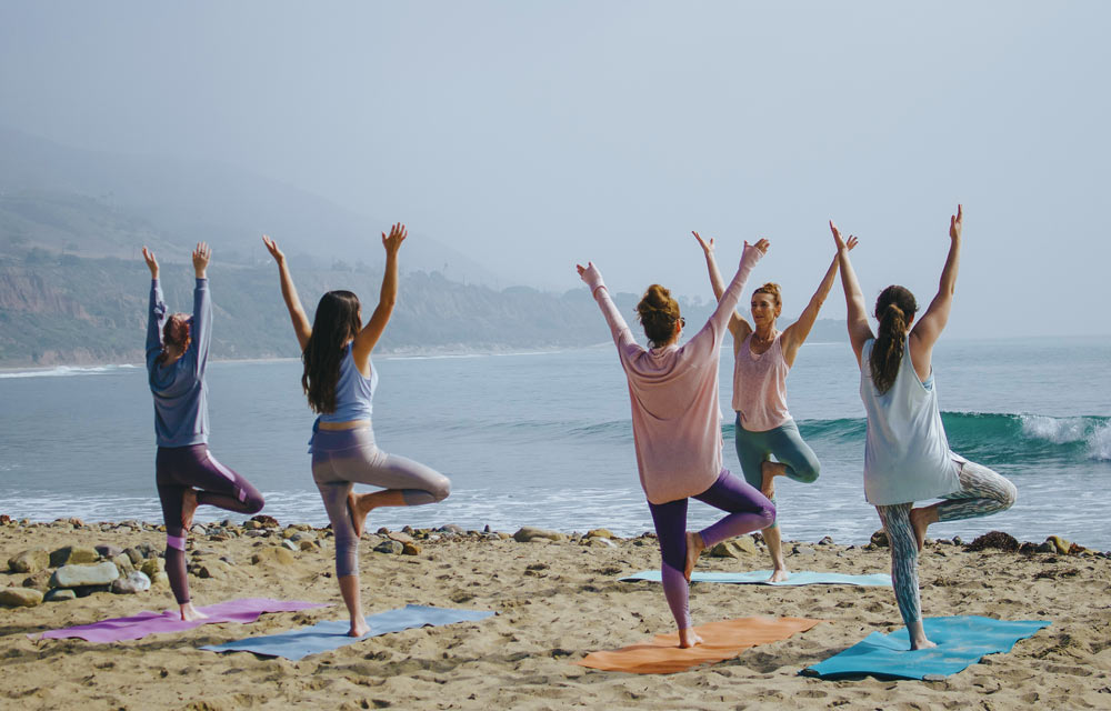 Organise a yoga retreat in 5 steps