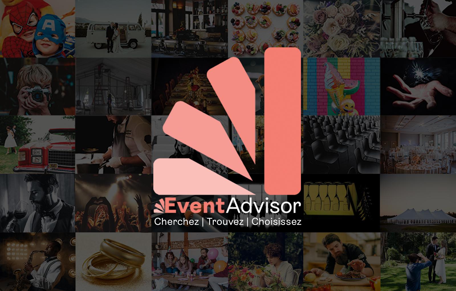 EventAdvisor vous aide à trouver des prestataires pour vos événements