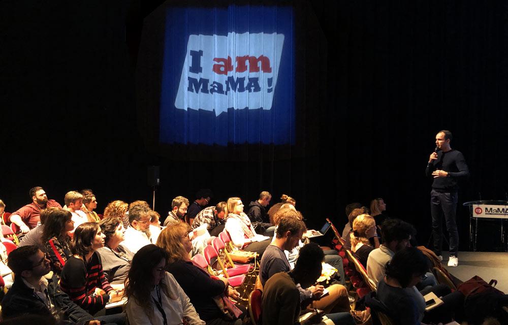 Rétrospective de Weezevent au MaMA 2019, le festival des pros de la musique !