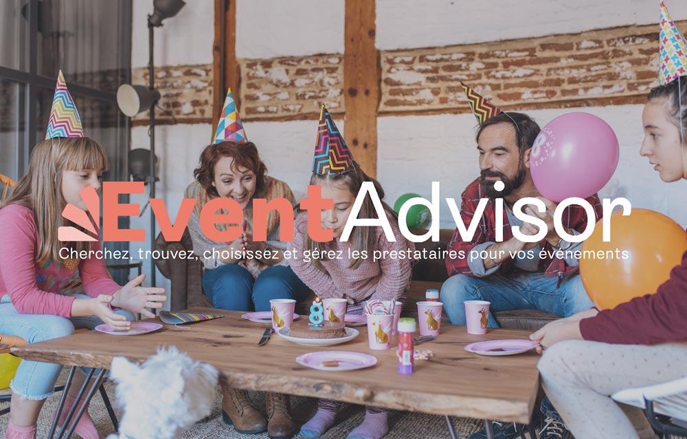EventAdvisor, une solution de mise en relation entre prestataires et organisateurs