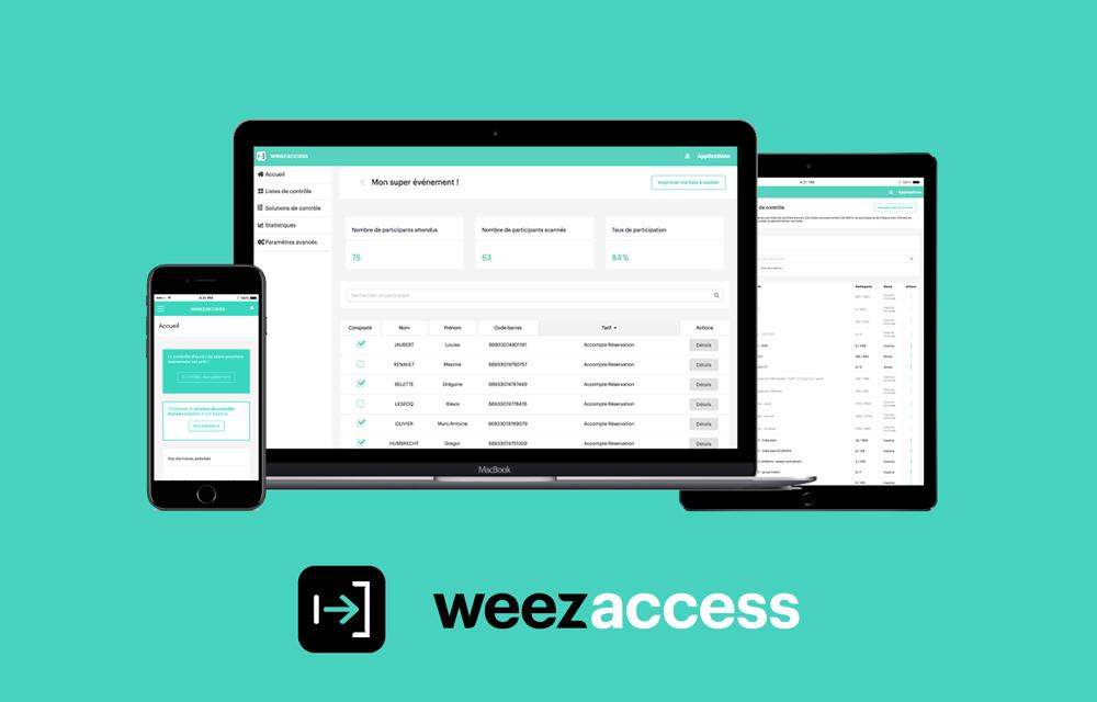 Weezevent presents WeezAccess new interface!