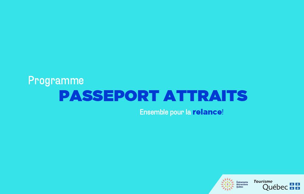 Paramétrer une billetterie en ligne répondantau programme Passeport Attraits du Québec