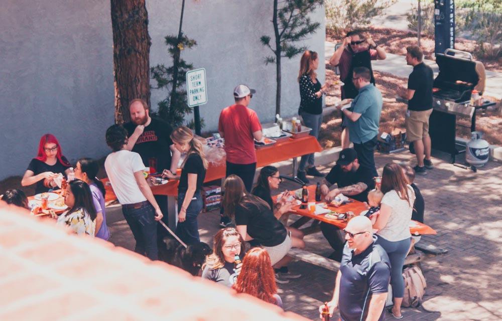 5 astuces pour réussir l'organisation de votre événement en pleinair