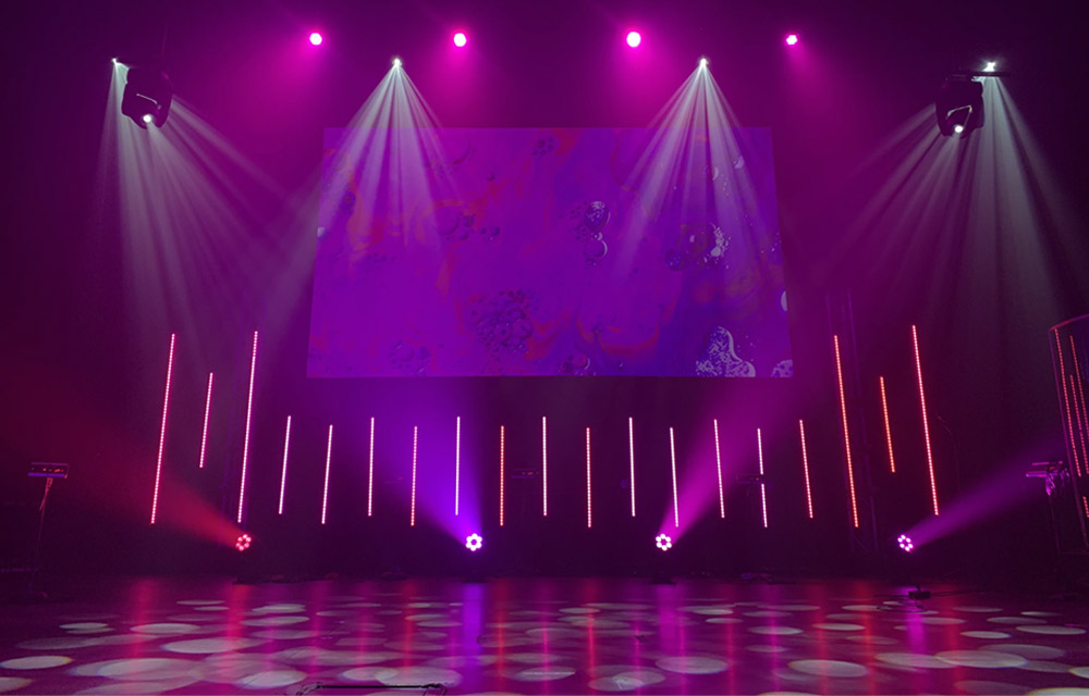 Choosing an audiovisual supplier to create a memorable event
