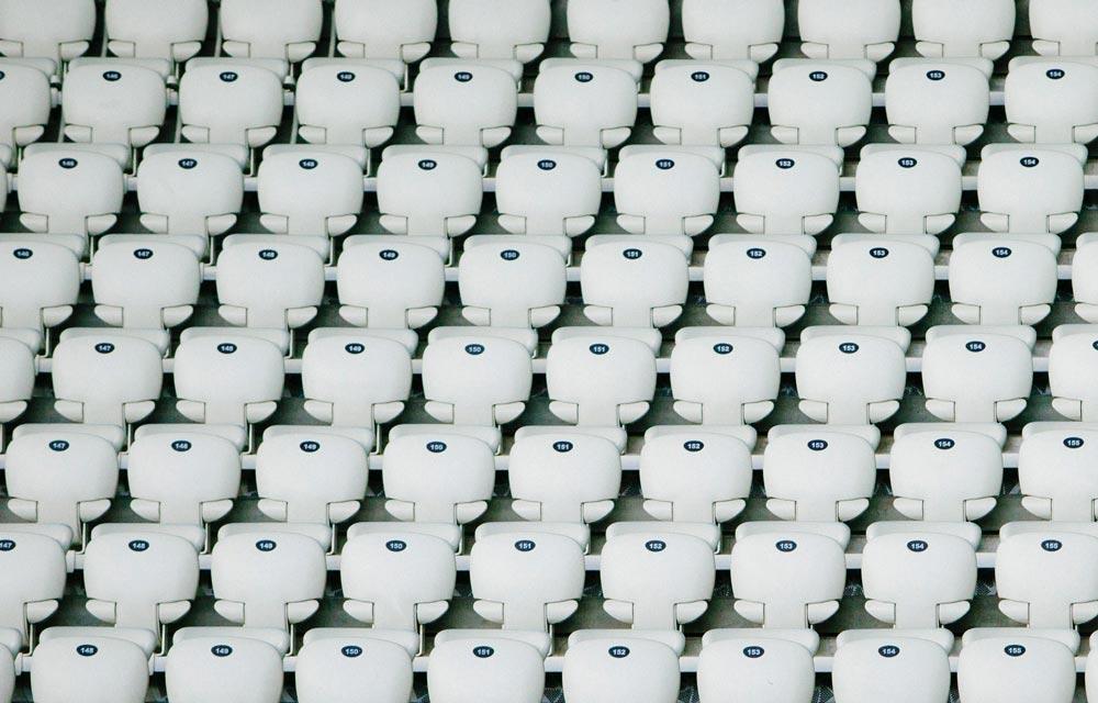 300 lieux pour organiser un festival assis et en plein air (avec de vrais sièges)