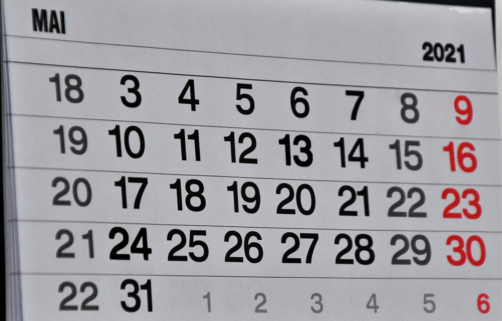 Reprise des événements et levée des restrictions : le calendrier complet de l'été2021