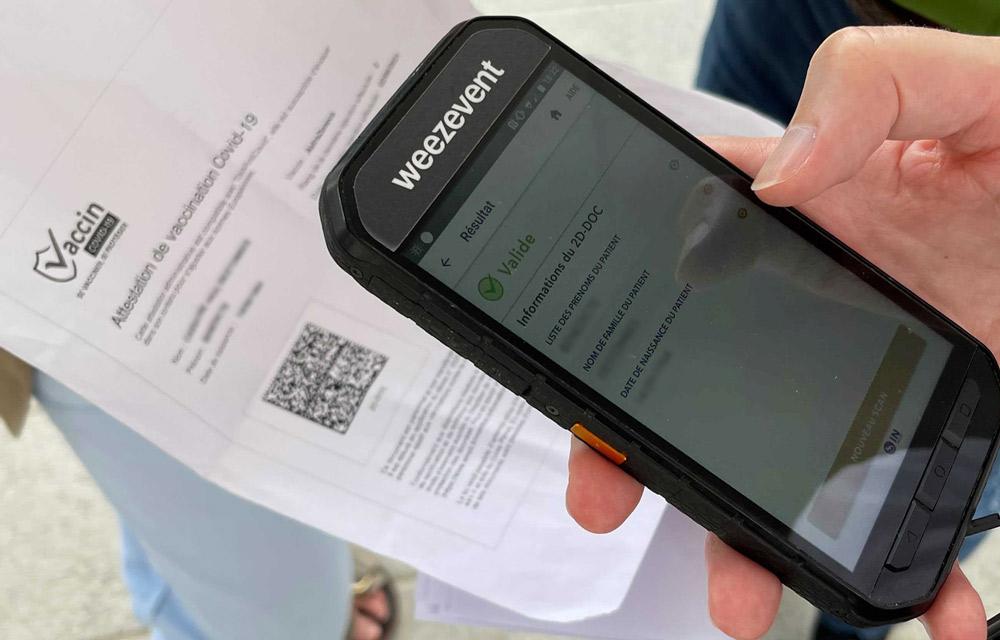 Communiquer sur le protocole de pass sanitaire auprès de vos participants