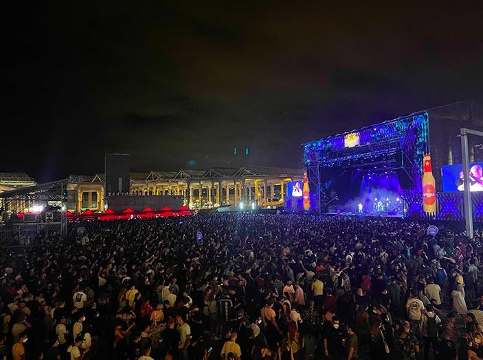Festival Cruïlla 2021 : un dispositif sans précédent pour le premier grand festival non-distancié en Espagne