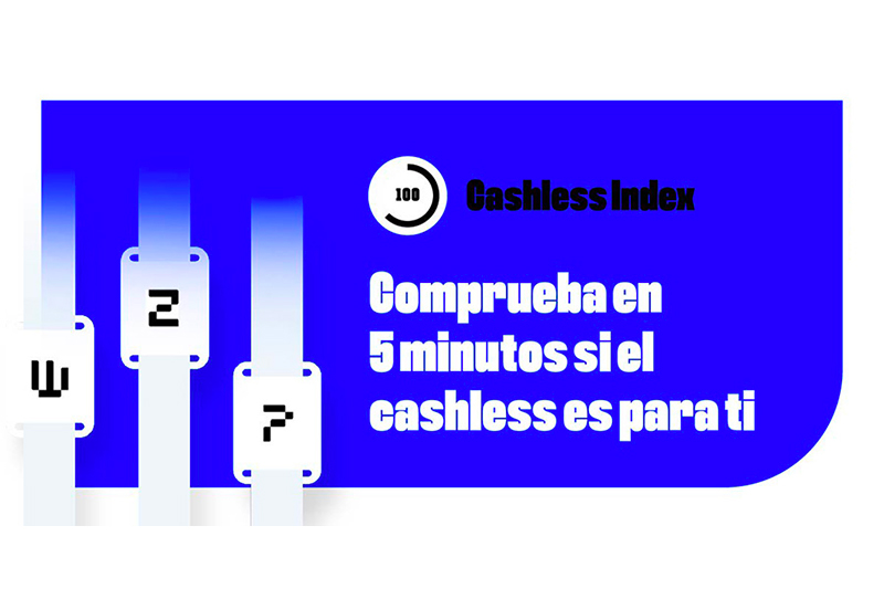 Comprueba si el cashless es interesante para tu actividad