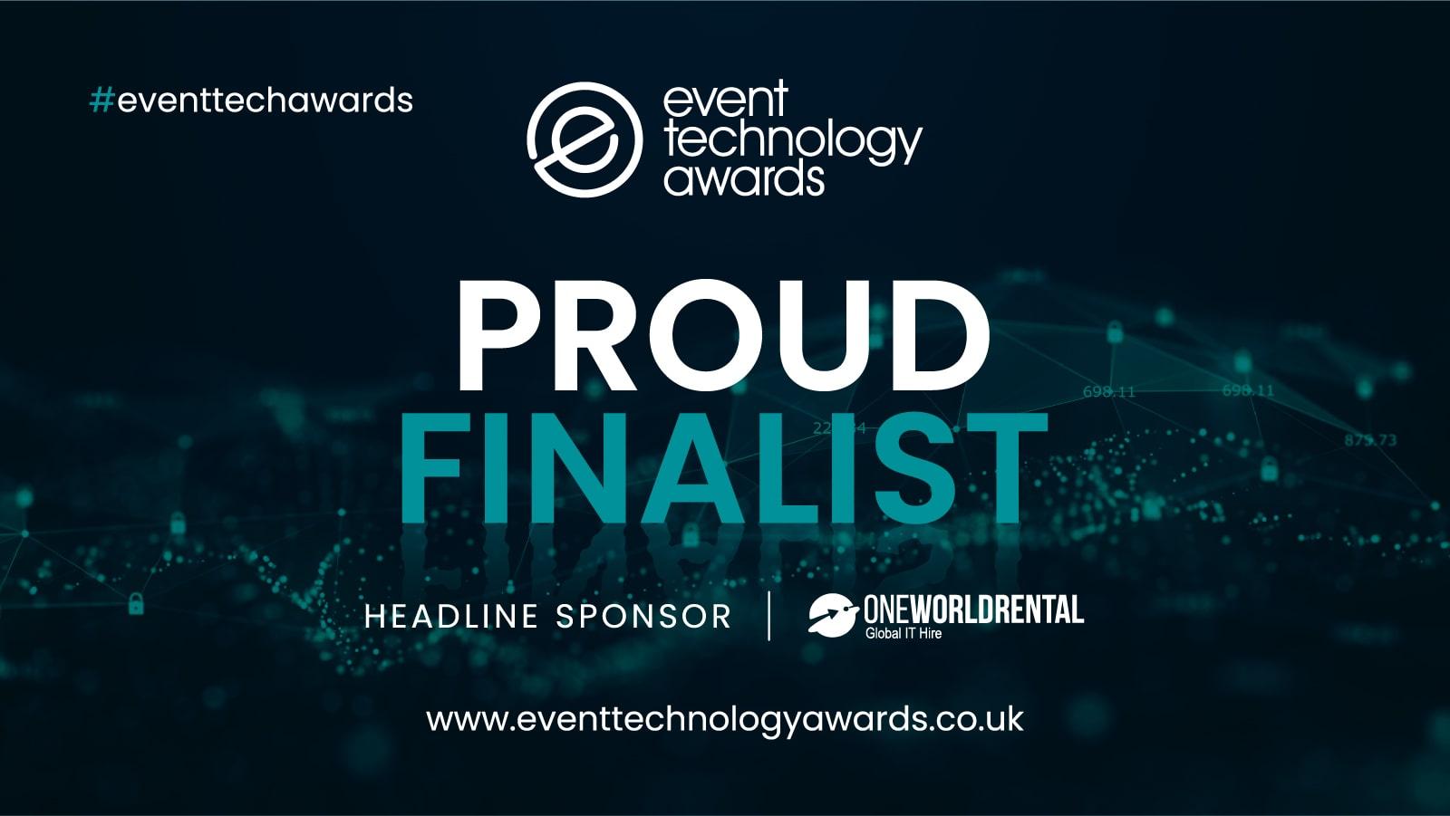 Weezevent finaliste des Event Technology Awards